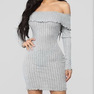 Fashion Nova Sweater Dress